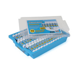 View more details about Classmaster Gluestick 20g in Gratnells Tray (Pack of 72) G2072G