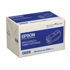View more details about Epson S0506 Black Toner Cartridge High Capacity C13S050689 / S0506