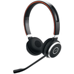 View more details about Jabra Evolve 65 UC Duo Bluetooth Headset 52659