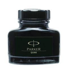 View more details about Parker Quink Permanent Ink Bottle Black 2oz S0037460