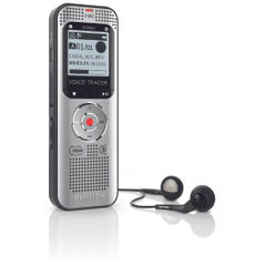 View more details about Philips Voice Tracer Stereo Digital Recorder 4GB DVT2000