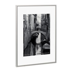 View more details about TPAC Photo Aluminium Certificate Frame A4 Silver PAAFA4B