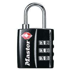 View more details about Master Lock 32mm TSA Combination Padlock - 40054