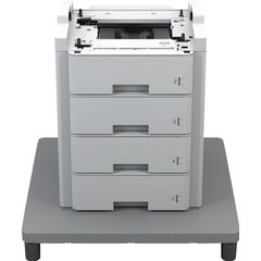 View more details about Brother Optional Grey 4x520 Sheet Paper Tray Unit With Stabiliser base TT4000