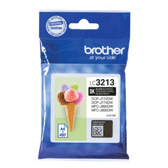 View more details about Brother Ink Cartridge High Yield Black LC3213BK