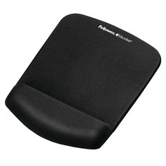 View more details about Fellowes PlushTouch Mouse Pad Black 9252003