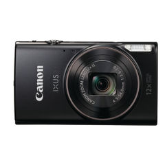 View more details about Canon IXUS 285 Digital Camera Black 1076C007