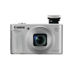 View more details about Canon PowerShot SX730 HS Digitial Camera Silver 1792C011AA