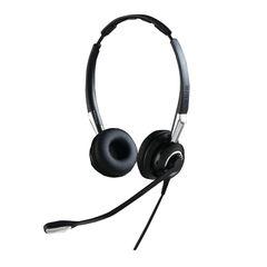 View more details about Jabra Biz 2400 II QD Duo Headset - 2409-820-204