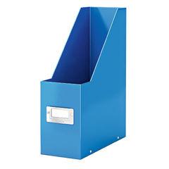 View more details about Leitz Click & Store Magazine File Blue (Dimensions W103 x D253 x H330mm) 60470036