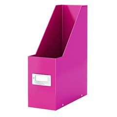 View more details about Leitz Pink Click & Store Magazine File - 60470023