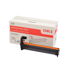 View more details about Oki EP C823 Cyan Image Drum – 46438003
