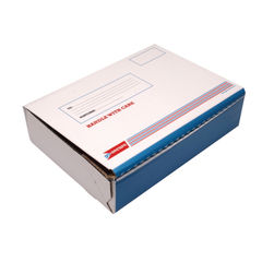 View more details about Go Secure Post Box Size B, 318 x 224 x 80mm, Pack of 20 - PB02281