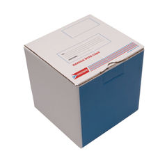 View more details about Go Secure Post Box Size A, 160 x 160 x 160mm, Pack of 20 - PB02284