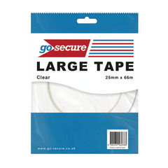 View more details about Go Secure Clear Large Tape, Pack of 24 - PB02299