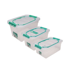 View more details about StoreStack Carry Box Set of Multiple Sizes (Pack of 3) RB01033