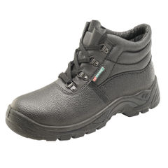 View more details about Size 7 Black Mid Sole D-Ring Boot - CDDCMSBL07
