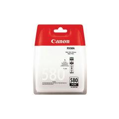 View more details about Canon PGI-580 Pigment Black Ink Cartridge 2078C001