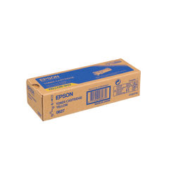 View more details about Epson C2900N Yellow Toner Cartridge - C13S050627