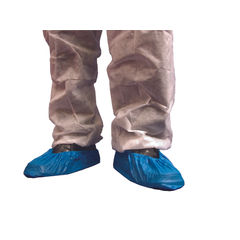View more details about Shield 14 Inch Blue Overshoes - DF01
