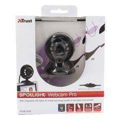 View more details about Trust Spotlight Webcam Pro Black 16428