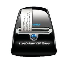 View more details about Dymo LabelWriter 450 Turbo Label Printer - S0838860
