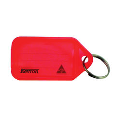 View more details about Kevron Plastic Clicktag Key Tag Red (Pack of 100) ID5RED100
