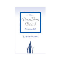 View more details about Basildon Bond Blue Envelope 95 x 143mm (Pack of 200) 100080064