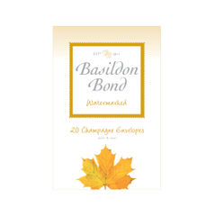 View more details about Basildon Bond Champagne Envelope 95 x 143mm (Pack of 200) 100080069