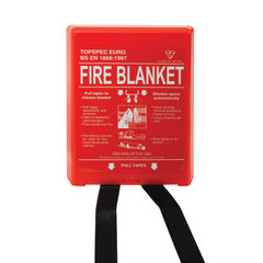 View more details about Fire Blanket Fibreglass 1000x1000mm FB110