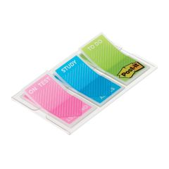 View more details about Post-it Study Flags (Pack of 60) - 70005183507