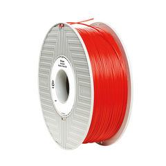 View more details about Verbatim Red 1.75mm PLA 3D Printing Filament, 1kg Reel - 55320