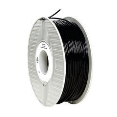 View more details about Verbatim Black 2.85mm PLA 3D Printing Filament, 1kg Reel - 55327
