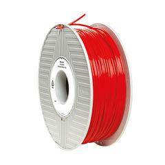 View more details about Verbatim Red 2.85mm PLA 3D Printing Filament, 1kg Reel - 55330