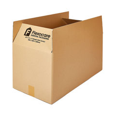 View more details about Flexocare Maxi Plus Removal Box 635 x 305 x 330mm (Pack of 20) 51261529
