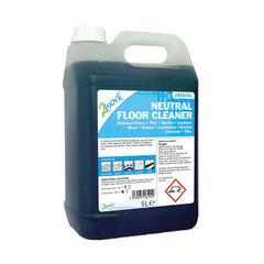 View more details about 2Work Neutral Floor Cleaner Lemon Fragrance 5 Litre Bulk Bottle 2W06292