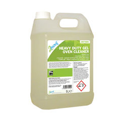 View more details about 2Work Heavy Duty Gel Oven Cleaner Liquid Gel 5 Litre 2W75995