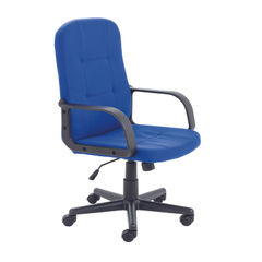 View more details about Jemini Jack 2 Royal Blue Fabric Executive Office Chair