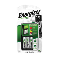 View more details about Energizer Maxi AA/AAA Battery Charger - 633151
