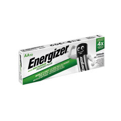 View more details about Energizer AA Rechargeable Batteries, Pack of 10 - 634354