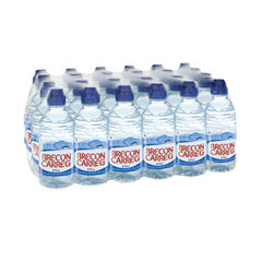 View more details about Brecon Carreg 330ml Bottled Still Water (Pack of 24) – 51290030096