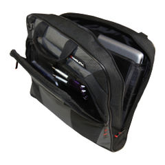 View more details about Monolith Laptop Messenger Bag for 15.4