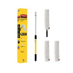 View more details about Rubbermaid High Level Dusting Pack 1940380