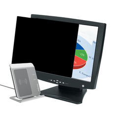View more details about Fellowes PrivaScreen 24 Inch Widescreen Privacy Filter - 4811801