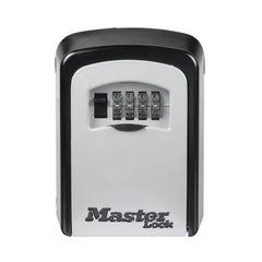 View more details about Master Lock 4-Digit Combination Lock Key Storage Unit - 5401D