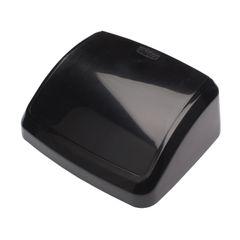 View more details about 2Work 10L Black Plastic Bin Lid – 2W02386
