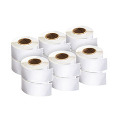 View more details about Dymo 28 mm x 89 mm LabelWriter Standard address labels (Pack of 12) - 2093091