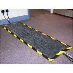 View more details about Floortex Kable Mat (400 x 1200mm) Black - FCKAB40120