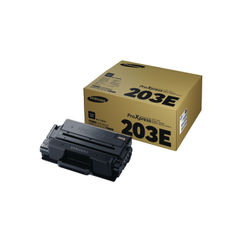 View more details about Samsung MLT-D203E Extra High Capacity Black Toner Cartridge - SU885A