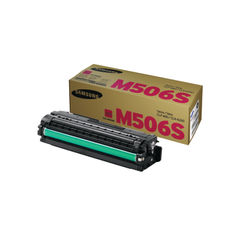 View more details about Samsung CLT-M506S Magenta Toner Cartridge - SU314A